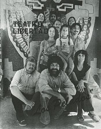 Teatro Libertad, circa 1976